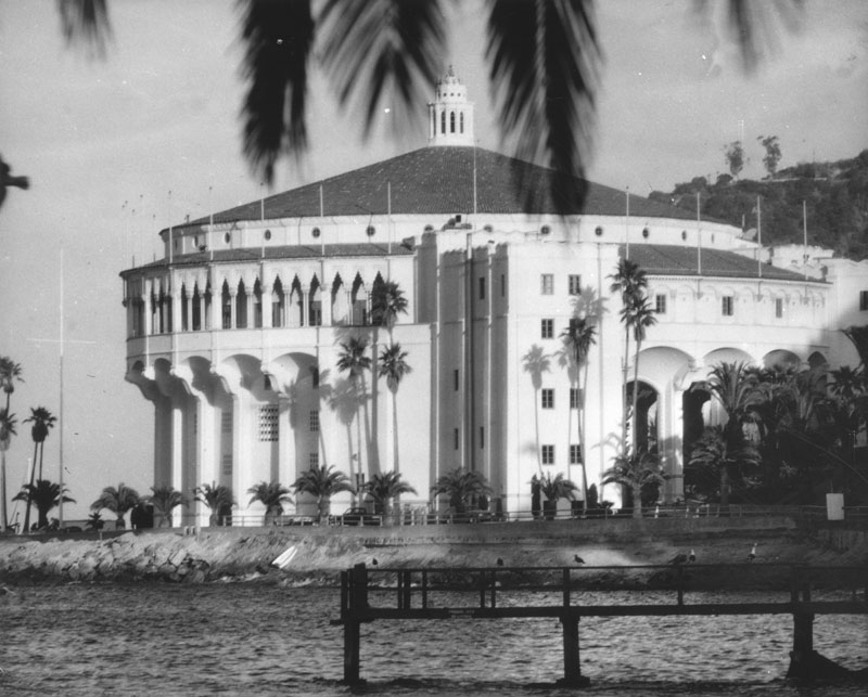 """... to a 1929 article in the Catalina Islander newspaper."""" -Rosemary McClure"""